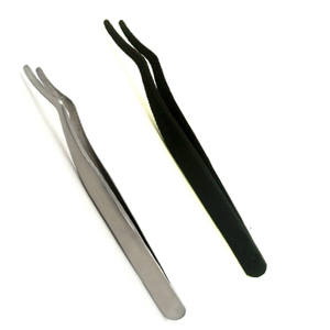 Eyelash Applicator Tweezers